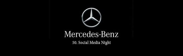 50. Mercedes-Benz Social Media Night in Stuttgart