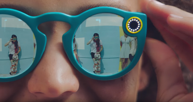 Snapchat Marketing Spectacles